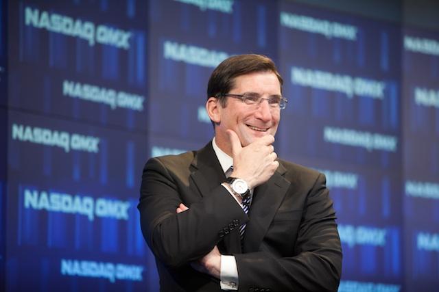 Nasdaq CEO bob Greifeld