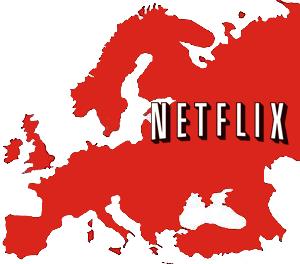 Netflix, Europe