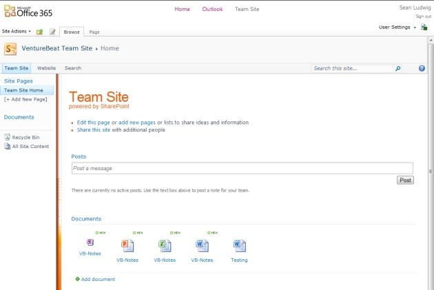 Office 365 Team