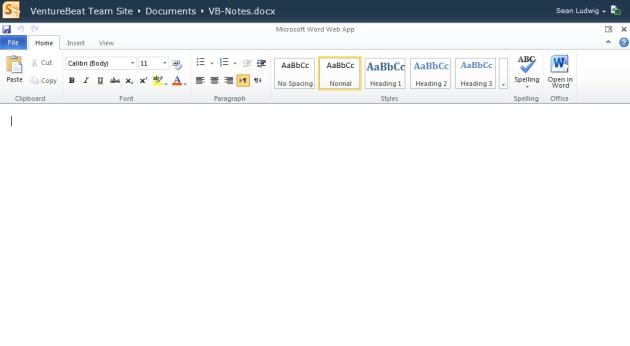 Office 365 Word