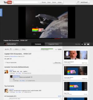 Cosmic Panda, YouTube