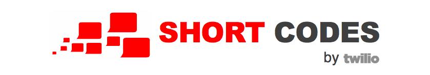 Twilio Short Codes