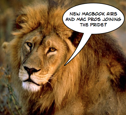OS X, Lion