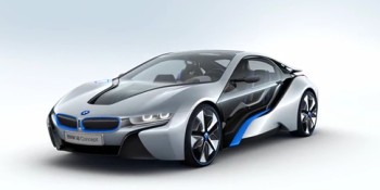 BMW lays down its cards in electric car market
