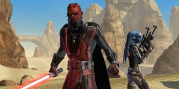 Star Wars: The Old Republic may see 2012 release date