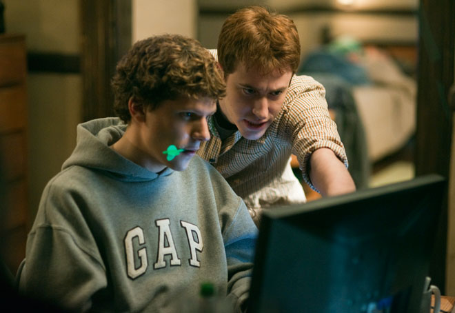 Yes, programming can be as cool as you saw in The Social Network