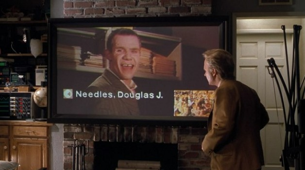 Back to the Future 2 video call