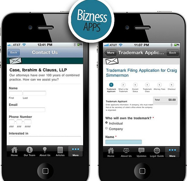 Bizness Apps Wufoo Forms