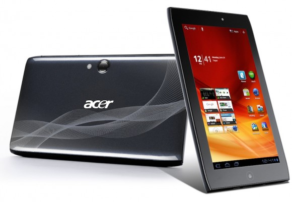 acer iconia tab a100: Acer's new Iconia Tab A100,7 inch Acer Iconia Tab A100 on sale today   VentureBeat   Mobile