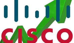Stronger-than-expected Cisco performance helps lead stock market rally