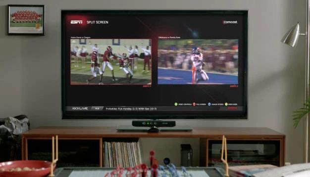 ESPN on Xbox LIVE