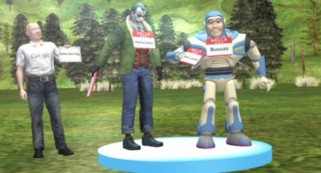 Google Plus Nym Wars