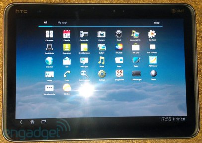 htc puccini tablet AT&T