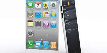 New iPhone 5 to land on Sprint
