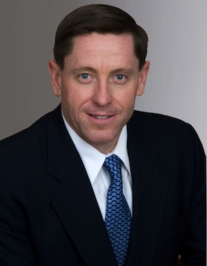 Verisign CEO Mark McLaughlin, soon to be CEO of Palo Alto Networks