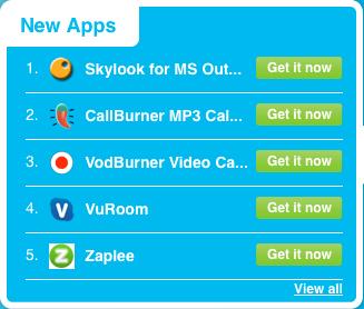 New Skype Apps