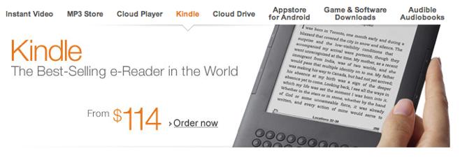 Amazon Redesign