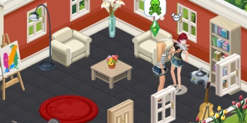 Electronic Arts' The Sims Social hits 4.6 million daily players a week after launch