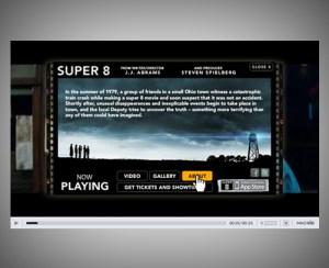 iRoll Ad campaign screenshot