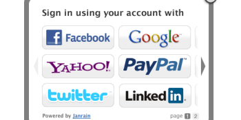 Janrain logs $15.5M to help log you in through social networks