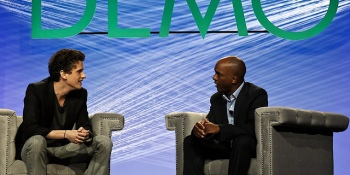 Demo: Aaron Levie talks about the ideas bigger than being in school (video)