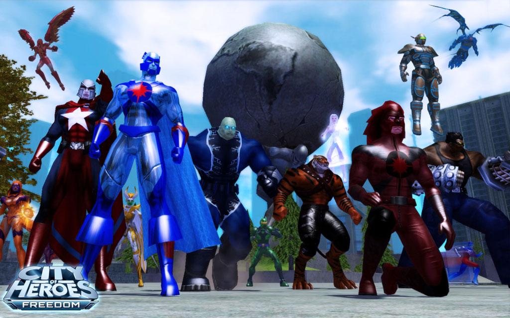 Hero Games Online Free Play