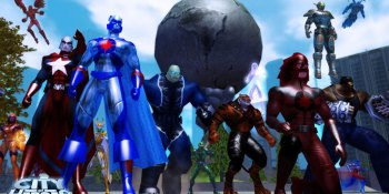 Superhero online game City of Heroes launches as free-to-play today