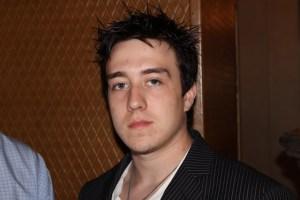 Hackathon contestant Daniel Llewellyn