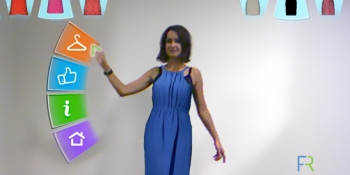 Demo: Fitting Reality tries a new virtual dressing room on for size