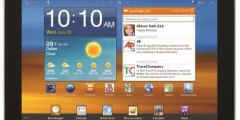 Samsung introduces Galaxy Tab 8.9, upgraded Galaxy Players
