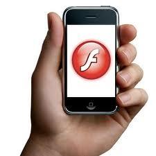 Flash on iOS