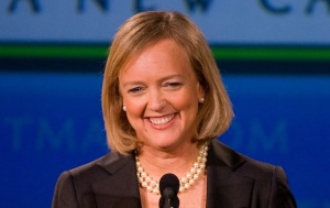 meg whitman, the new ceo of HP