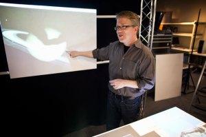Microsoft senior researcher Andy Wilson