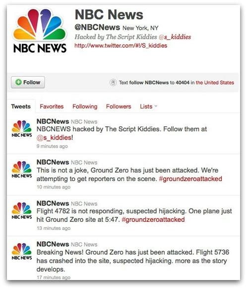 NBCNews Twitter