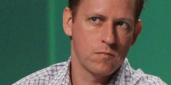Peter Thiel: Snapchat's photo hack is 'especially problematic'