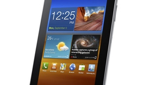 Samsung updates 7-inch Galaxy Tab with dual-core processor and Honeycomb