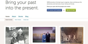 Y Combinator-backed 1000memories launches Shoeboxes, says revenue in sight