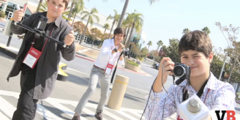 These teenagers are trying to take my job (video)