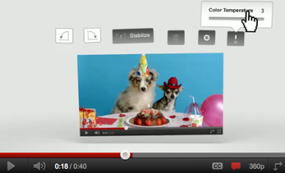 YouTube adds basic video editing features and Instagram-like effects