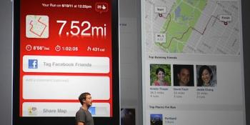 Facebook debuts 'Lifestyle Apps' for cooking, exercising and way more