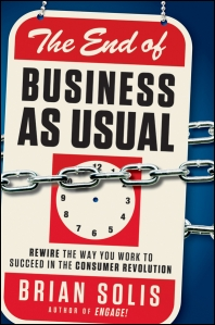 Cover art for The End of Business as Usual by Brian Solis