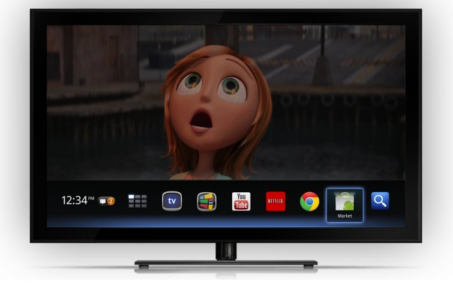 Google TV 2.0 update -- new sets coming from LG