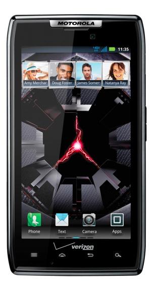 Motorola Droid Razr 1