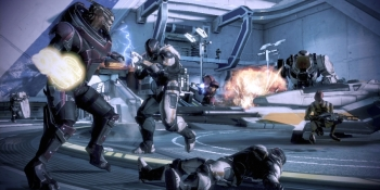 BioWare slaps four-player multiplayer mode onto Mass Effect 3