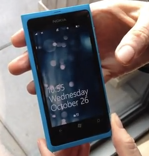 Nokia's Lumia 800 shows off smart style and smooth Mango ...
