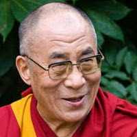 The Dalai Lama is doing a live Google+ Hangout with Desmond