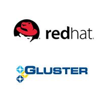 red hat, gluster