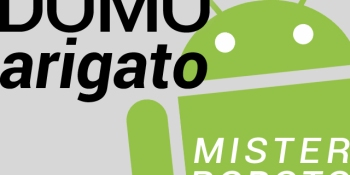 Domo arigato, Google: zooming in on Roboto, the new Android typeface