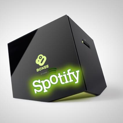 spotify-boxee