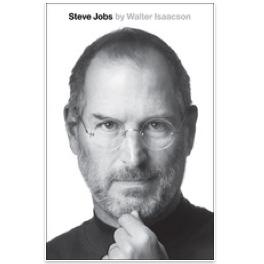 Steve Jobs book cover